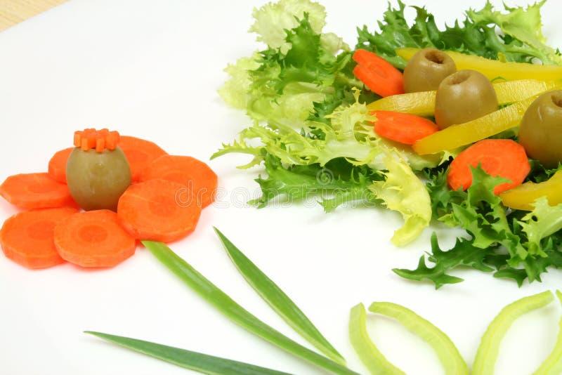 健康蔬菜 图库摄影