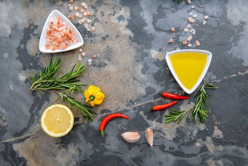 健康食品干净的吃选择 库存照片