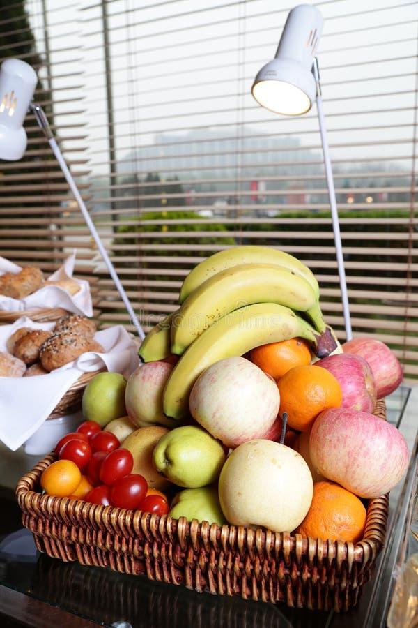 健康食品 库存照片