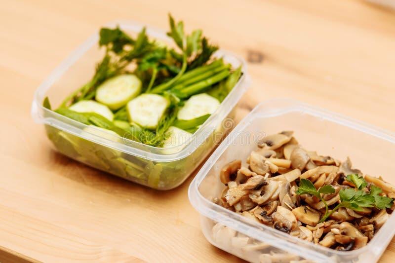 健康食物,早餐 免版税图库摄影