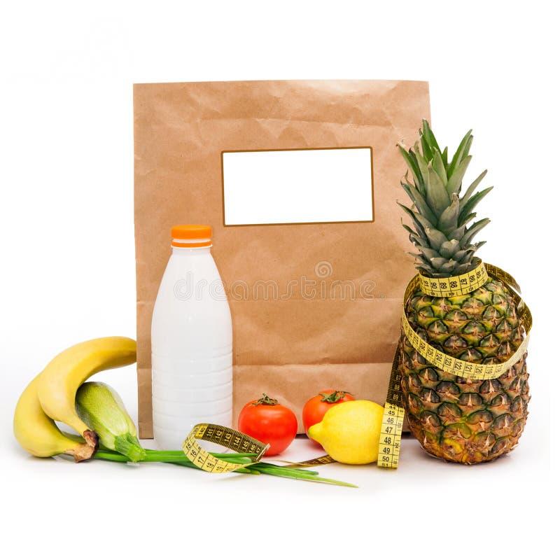 健康饮食 库存图片