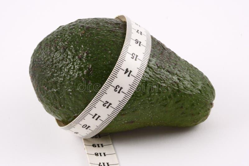健康鲕梨果子 免版税库存图片