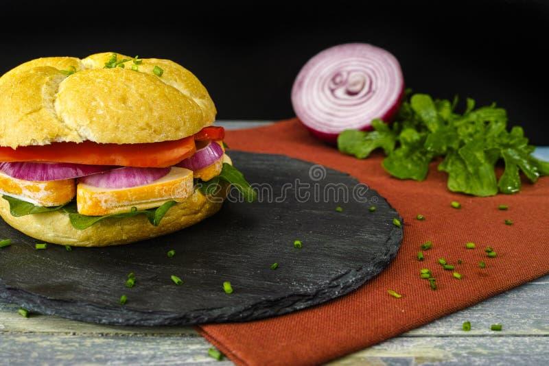 Download 健康素食素食者三明治用法国软干酪,大鹏 库存照片. 图片 包括有 有机, 健康, 快餐, 素食主义者, 成份 - 72369822