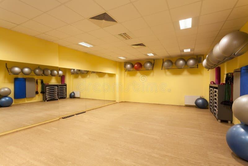 健身健身房 库存图片