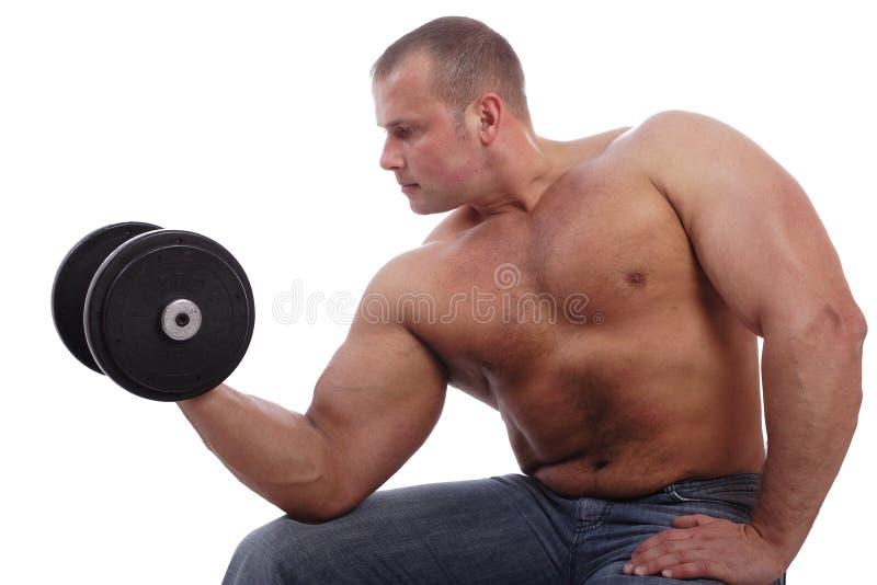健身房 免版税库存图片