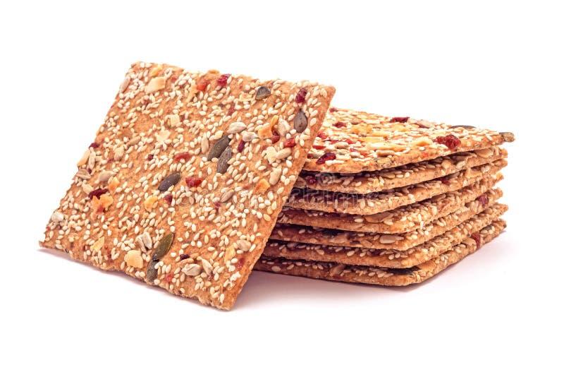 健身面包 免版税库存图片