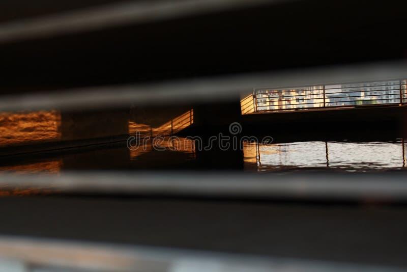 储水箱 免版税图库摄影