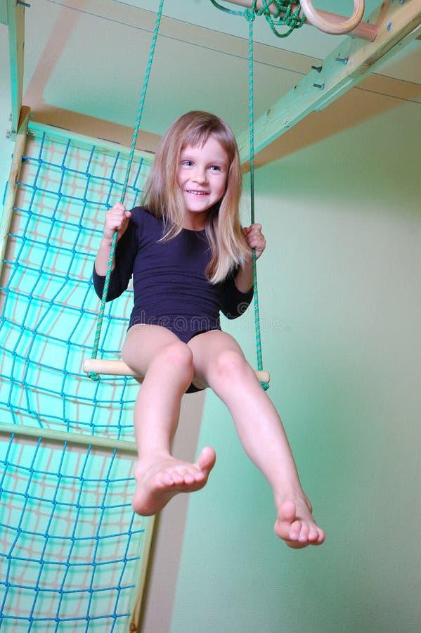 儿童体操家庭palying