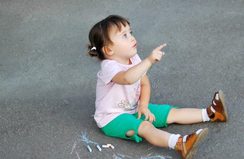 儿童使用 免版税库存照片