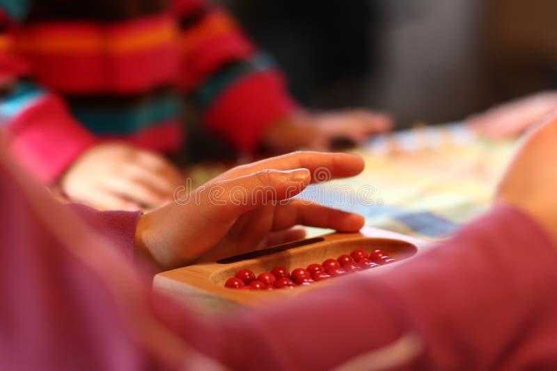 儿童使用 图库摄影