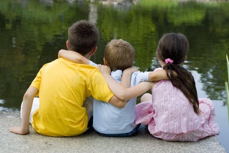 儿童公园 图库摄影