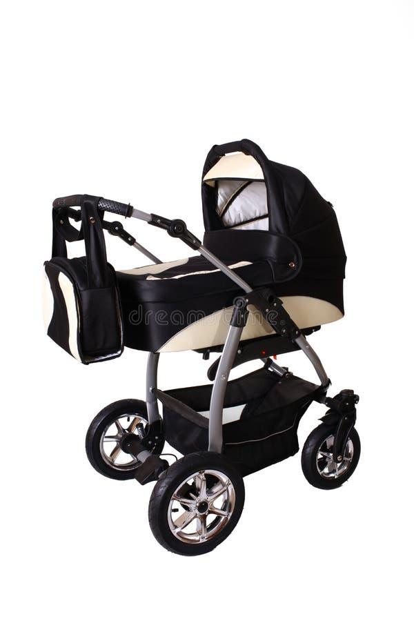儿童婴儿车s 图库摄影