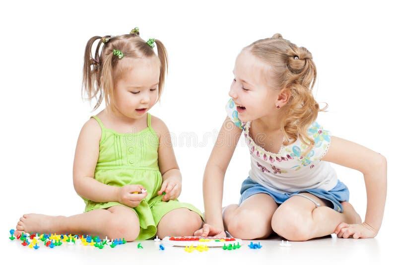 儿童孩子作用 免版税库存图片