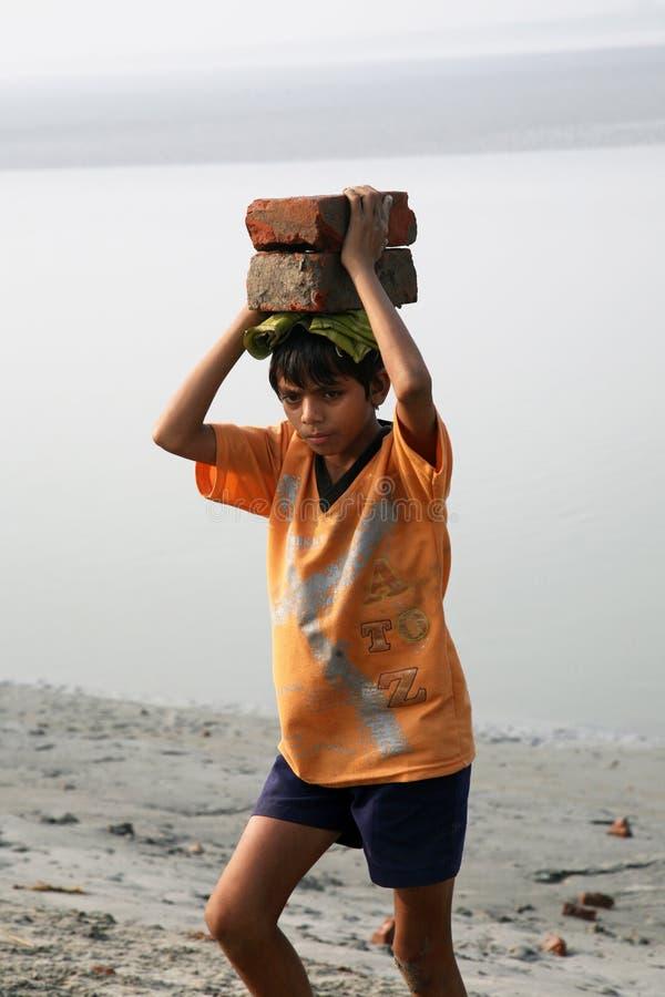 儿童工作者 图库摄影