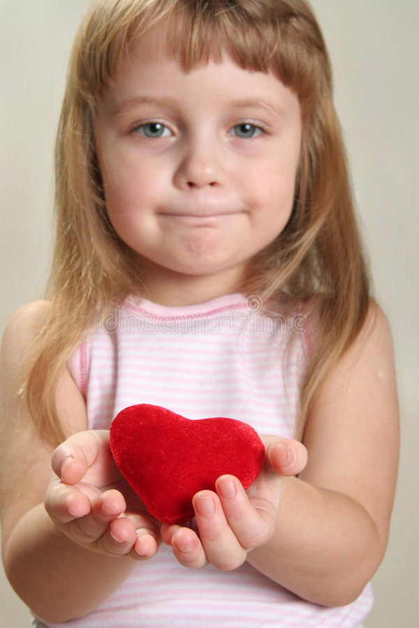 儿童情感 图库摄影