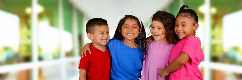 儿童教室课程实际学校 免版税图库摄影
