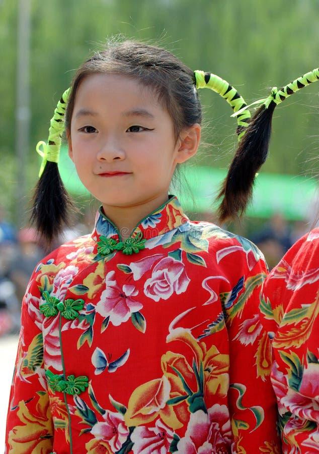 儿童汉语 免版税库存图片