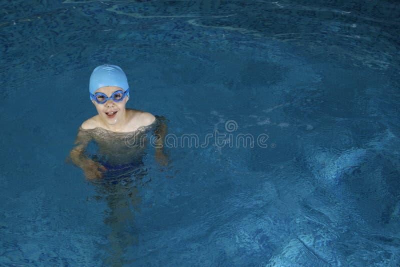 儿童池体育运动游泳水 图库摄影