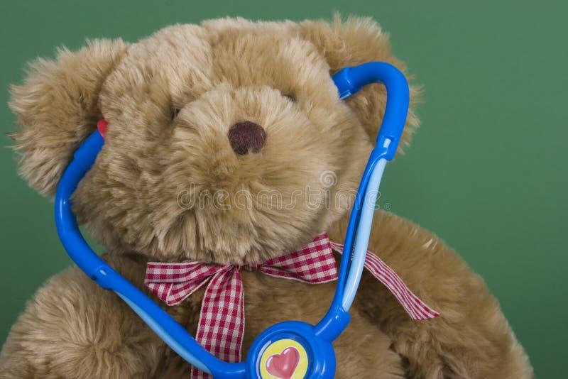 儿童的医疗保健 免版税库存照片