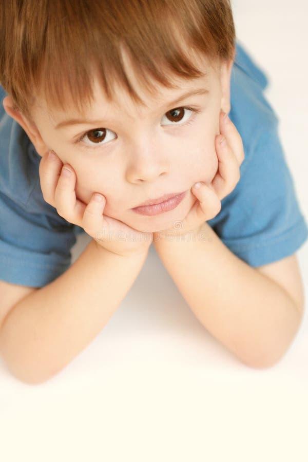 儿童视域 库存照片