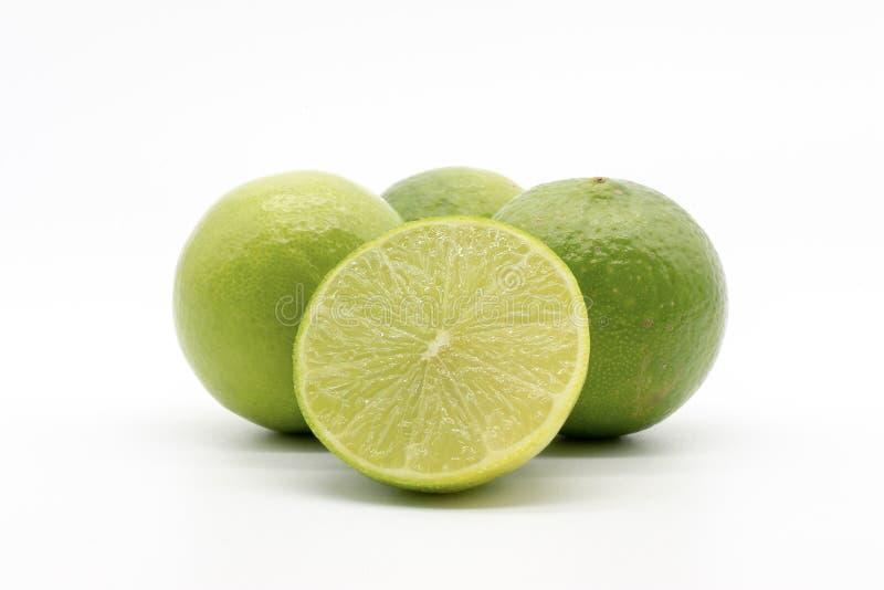 充分手柠檬 免版税库存照片