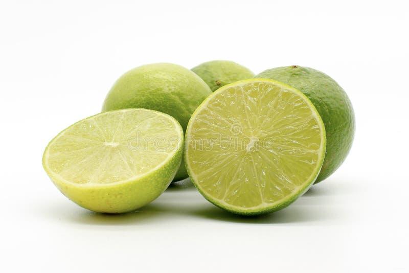 充分手柠檬 免版税图库摄影