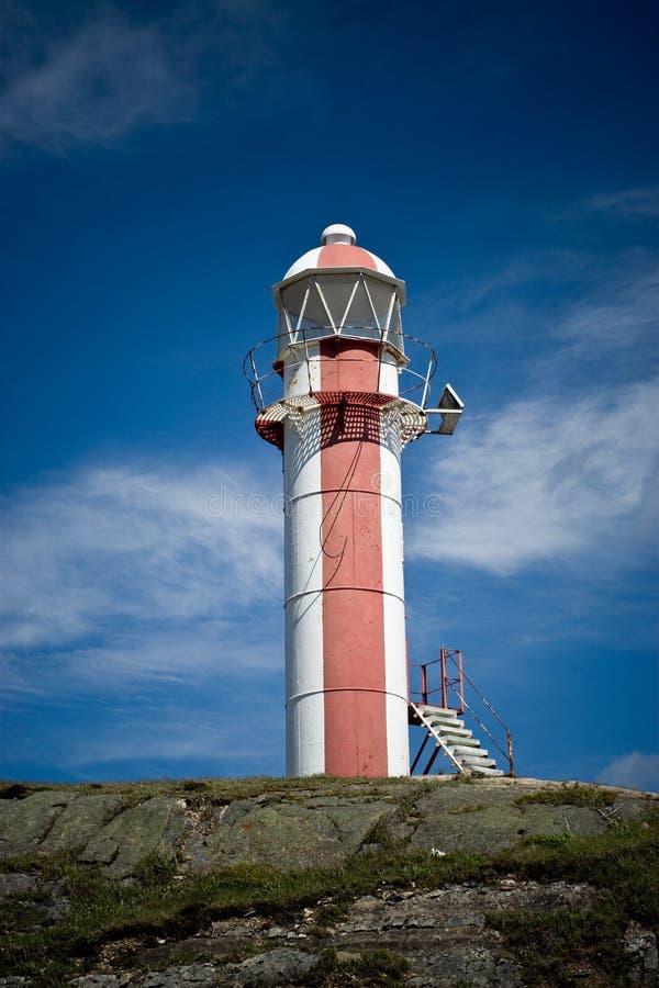 充满活力的灯塔 免版税库存照片