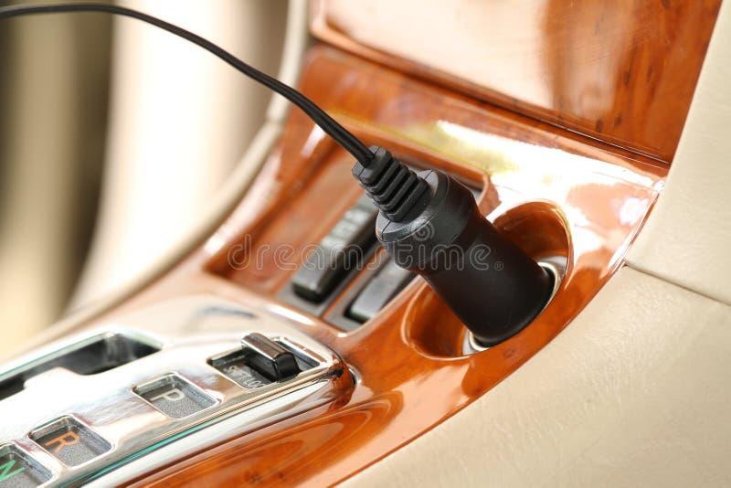 充电器插座 免版税图库摄影