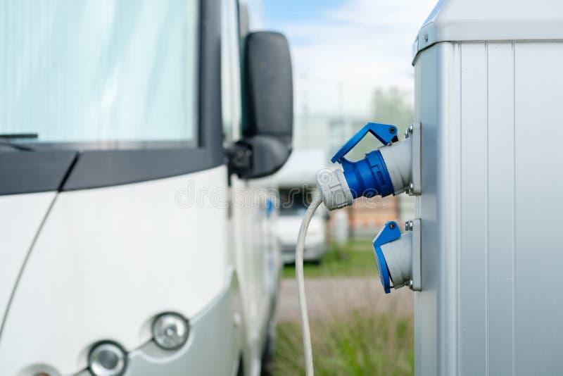 充电电力 免版税图库摄影