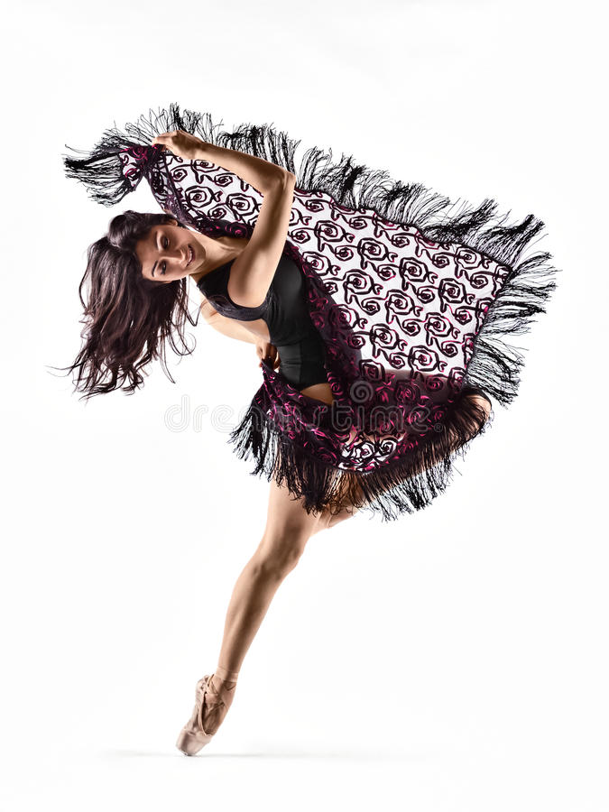 充满活力的舞蹈家#1 BB136429 库存图片