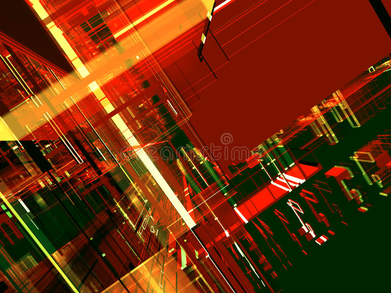 光亮抽象的背景 皇族释放例证