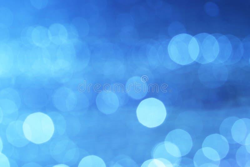 光亮的水的光 库存图片