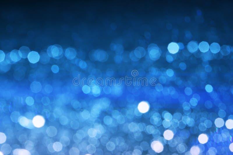 光亮的水的光 免版税图库摄影
