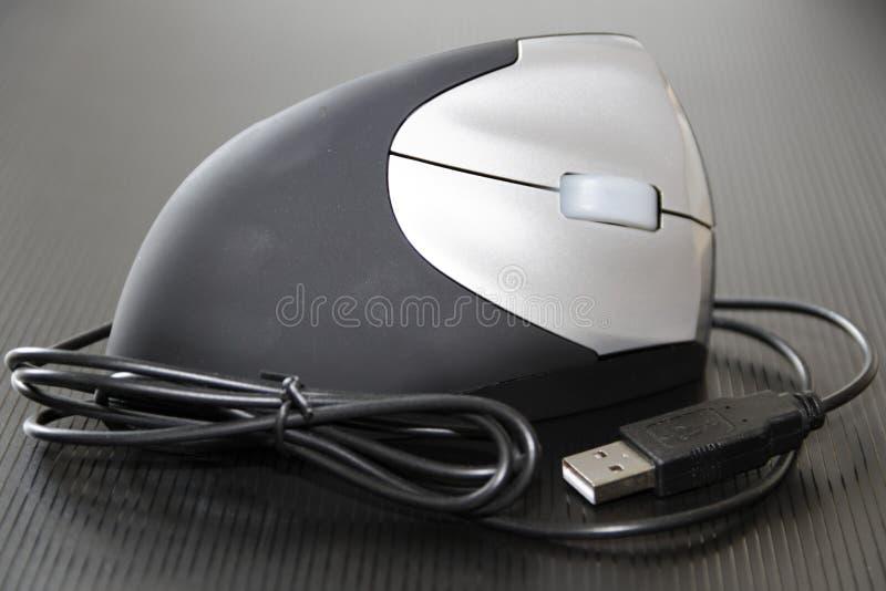 光学3 d的鼠标 免版税库存图片