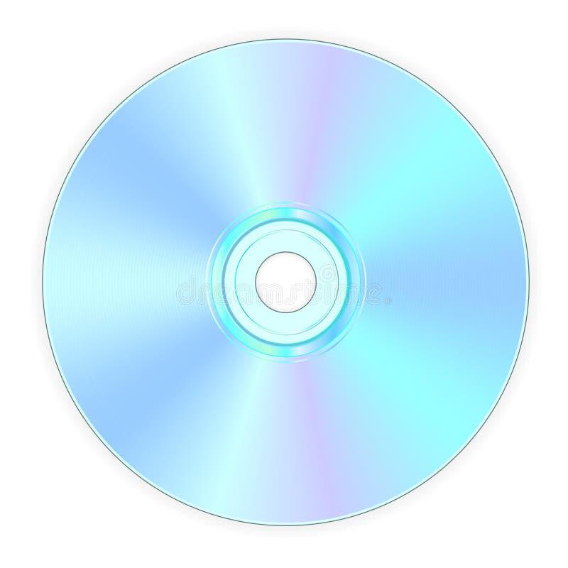 光盘 向量例证