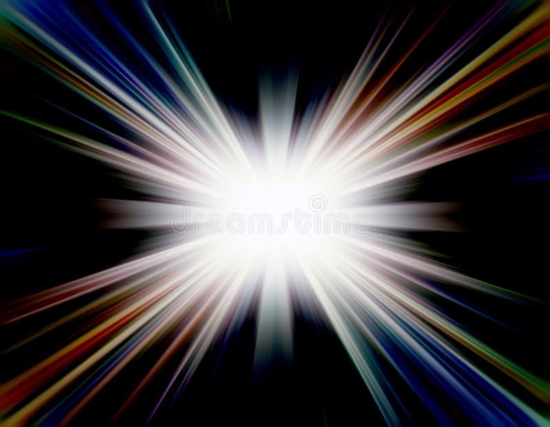 光线背景 图库摄影