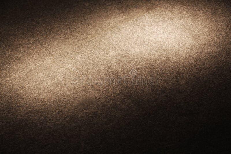 光,背景斑点在地板上的 库存照片