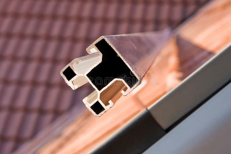 光致电压的模块 免版税库存图片