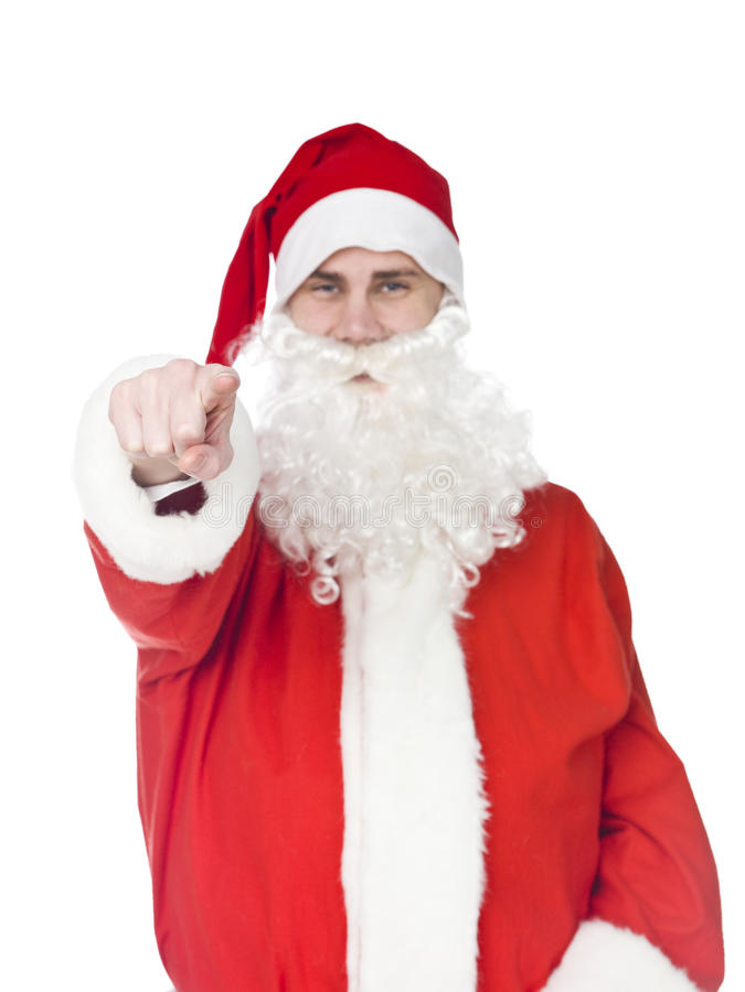 克劳斯・圣诞老人 图库摄影