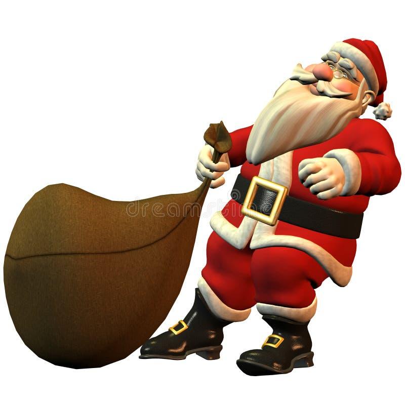 Download 克劳斯・圣诞老人 库存例证. 插画 包括有 belton, beaufort, 盖帽, 确实地, 圣诞节 - 15686450