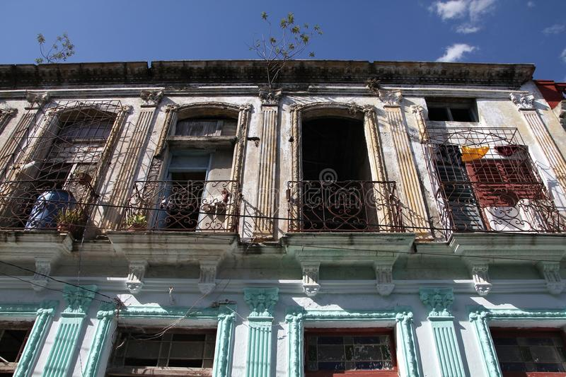 克拉拉・古巴圣诞老人 库存照片