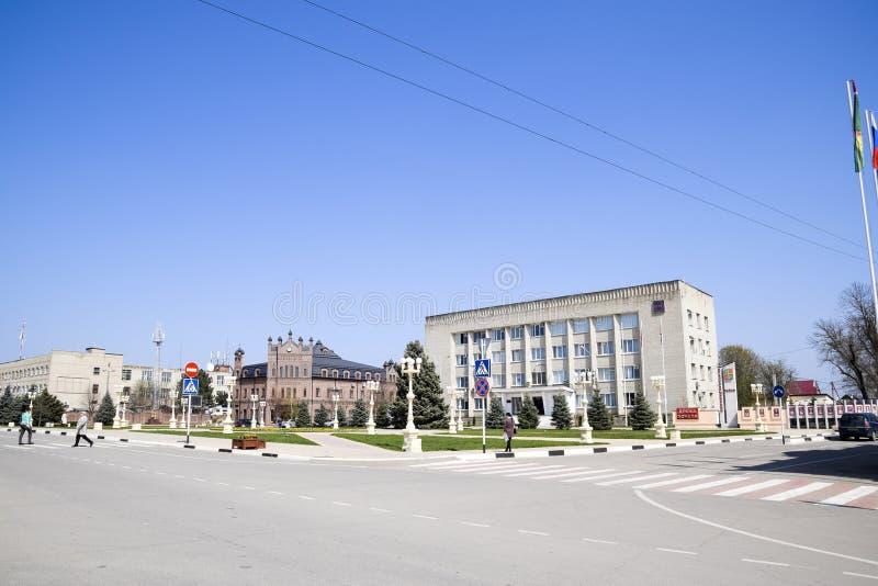 克拉斯诺达尔地区 免版税库存照片