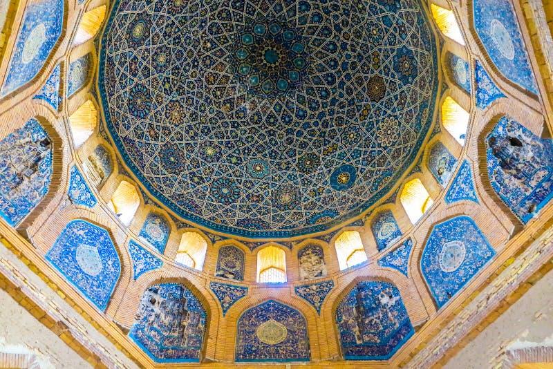 克涅乌尔根奇Turabek Khanum陵墓05 免版税库存图片