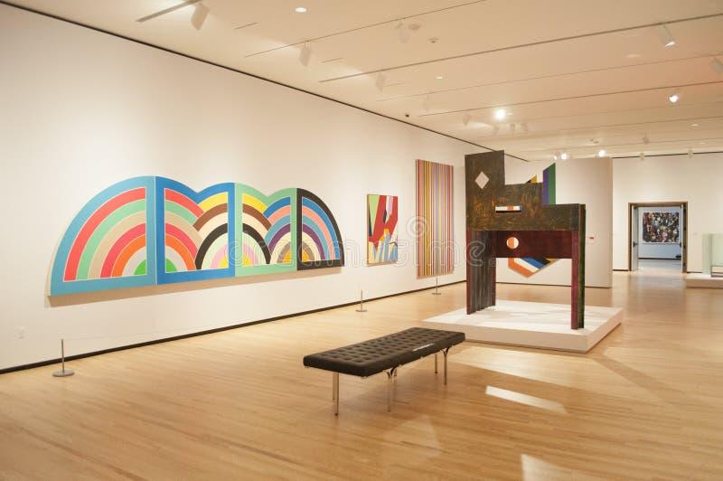 克莱斯勒美术馆诺福克弗吉尼亚 免版税库存照片