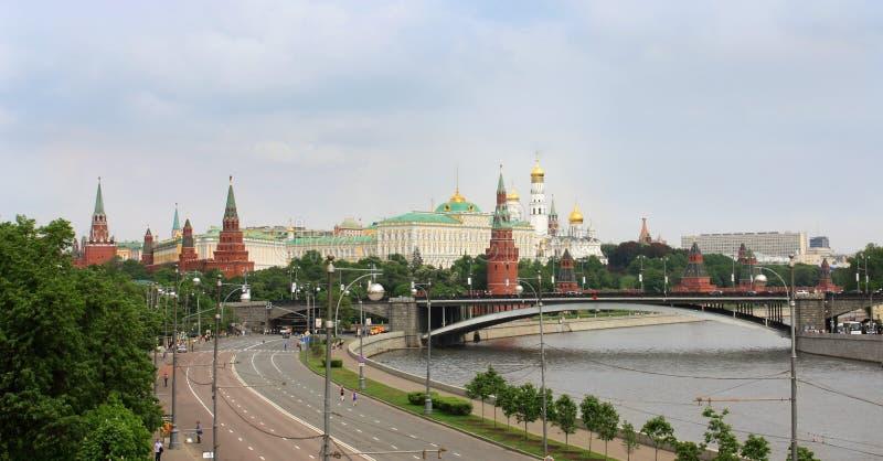 克里姆林宫莫斯科 库存照片