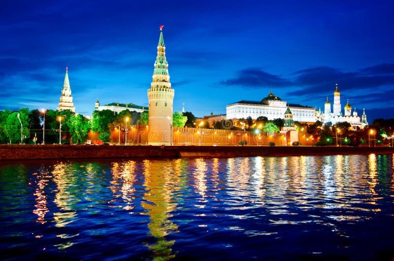 克里姆林宫,莫斯科,俄罗斯 免版税图库摄影