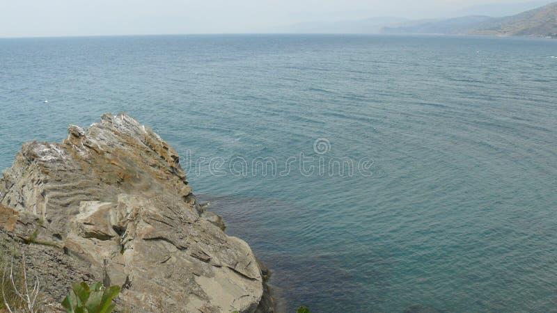 克里米亚半岛岩石4 库存照片