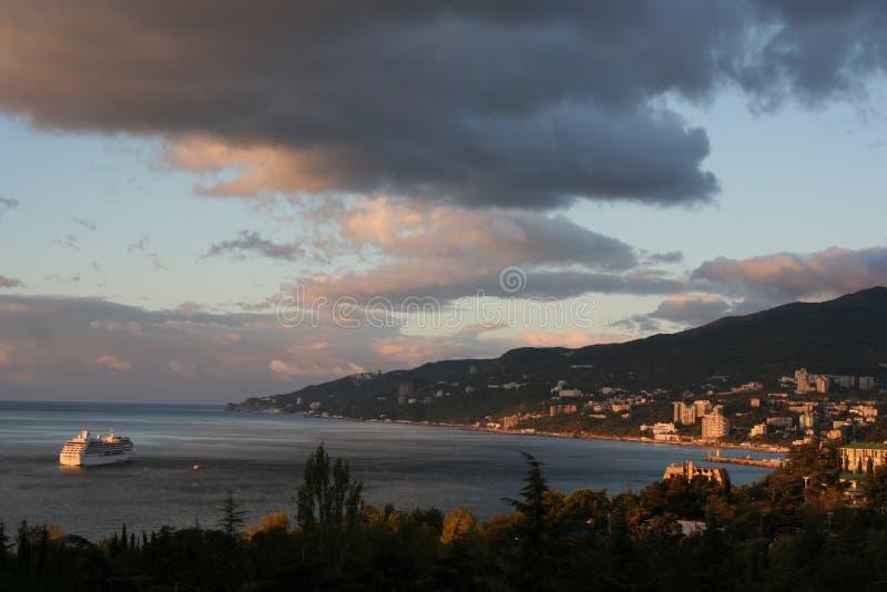 克里米亚半岛魅力 免版税图库摄影