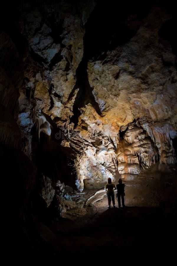 克里米亚半岛洞 库存图片