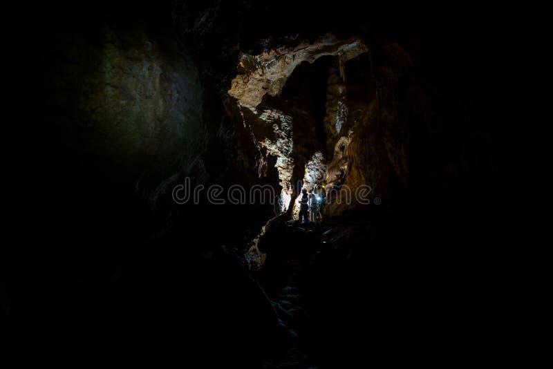 克里米亚半岛洞 免版税库存照片